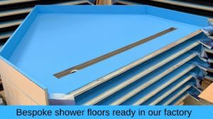 Bespoke floors ready at factory