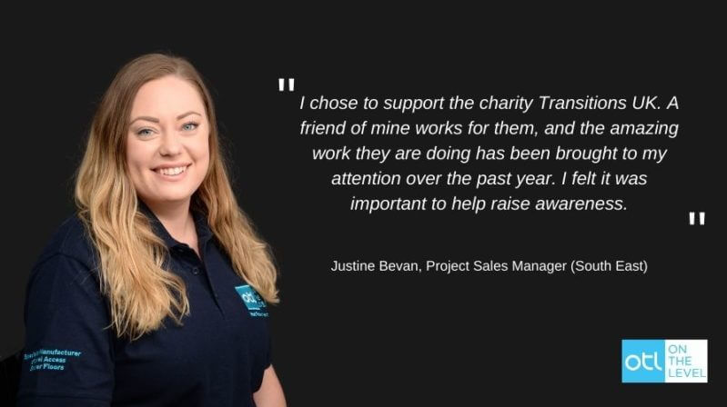Blog Post Justine Charity Donation