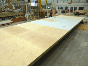 On The Level | Sovereign Case Study | Complete floor supplied by OTL