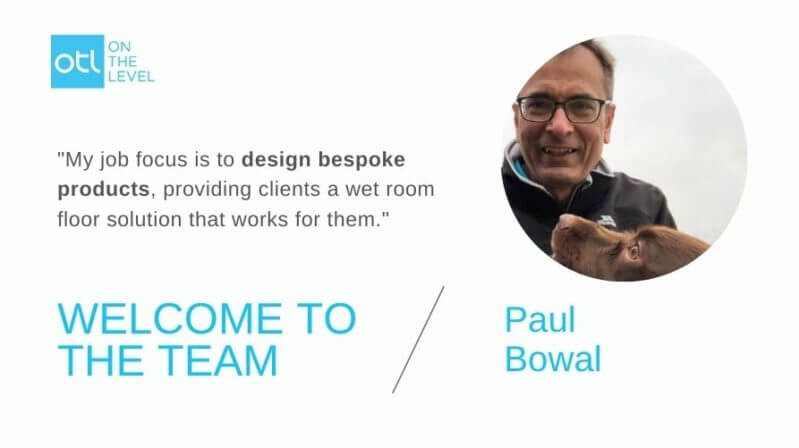 Blog Post Welcome to the team Paul