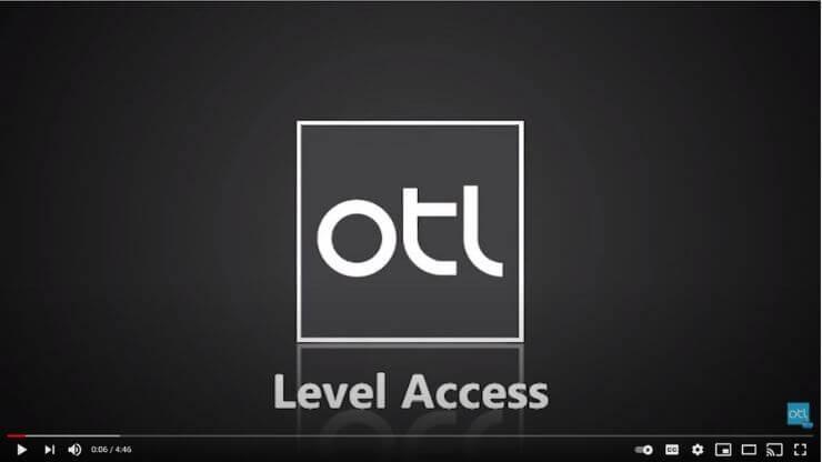 Level Access Installation Video