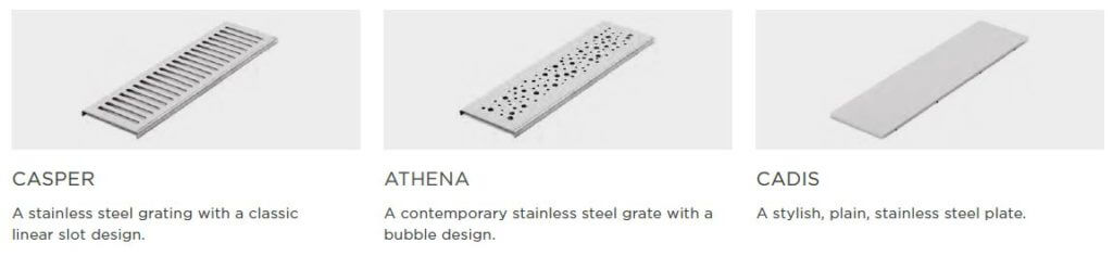 Linear Grate Options