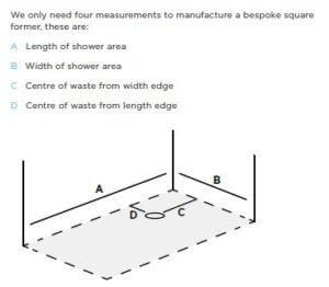 Square Bespoke Measurements