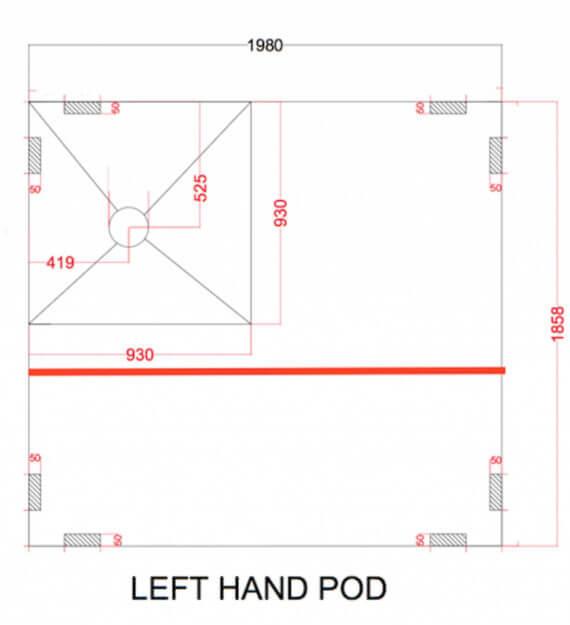 DNRC Case Study | Bathroom Blueprint