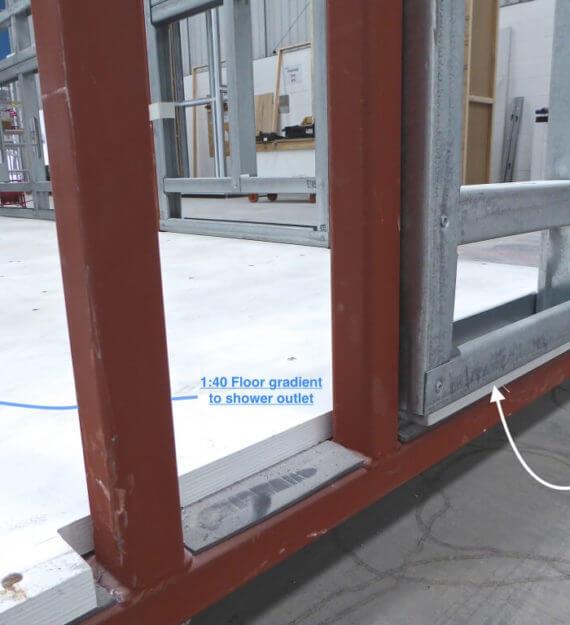 DNRC Case Study | Floor Gradient