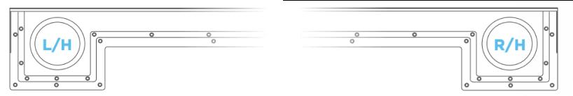 Infinity I-Line stock sizes