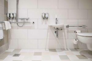 Level Access Wet Room