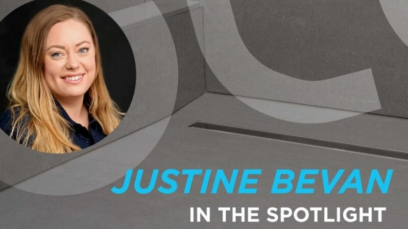 Justine Bevan 21 Quick Fire Questions