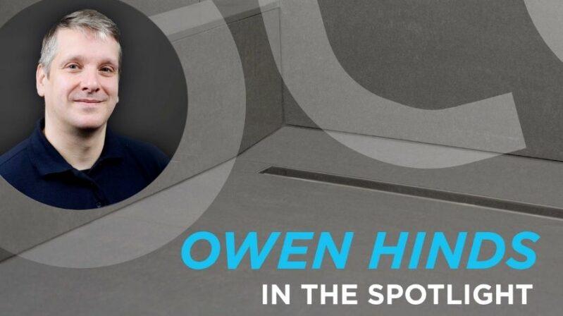 Owen Hinds Blog Article