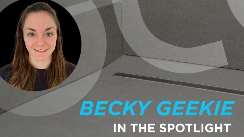 Becky Geekie In The Spotlight | Blog | On The Level