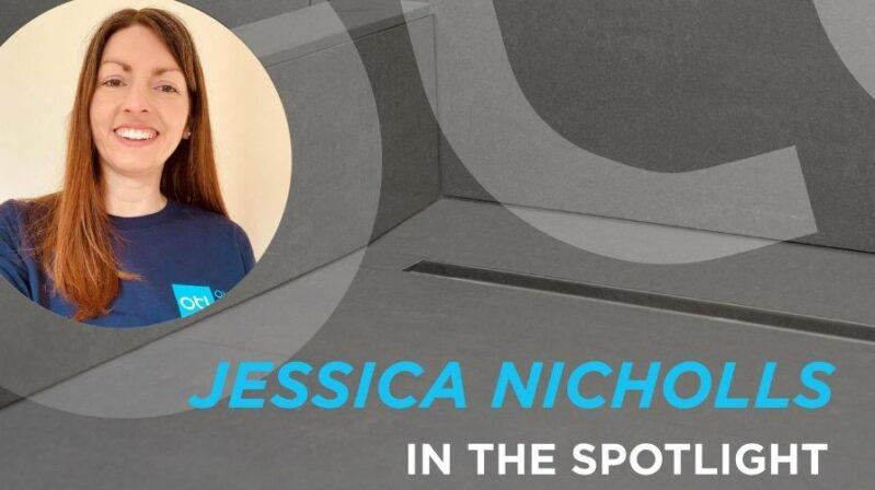 Jessica Nicholls In The Spotlight   On The Level   Blog